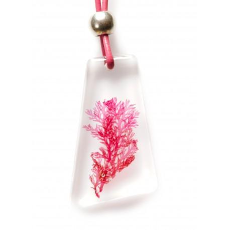 Plocamium necklace