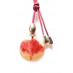 Plocamium adjustable necklace