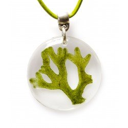 Codium short necklace