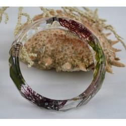 OCEAN faceted bracelet
