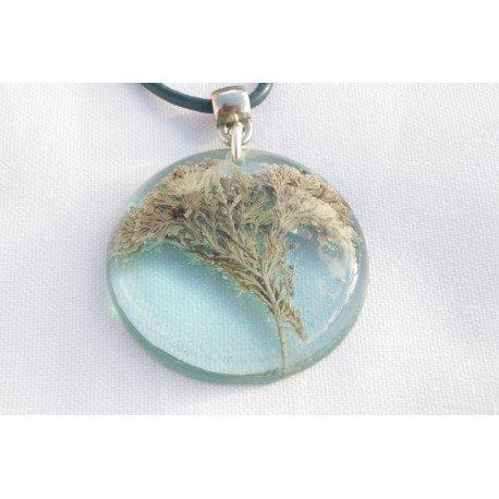 Plocamium short necklace